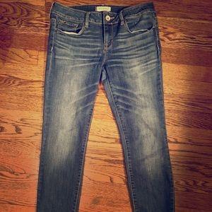 Bullhead skinniest medium was jeans Sz 9